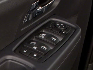 2012 Jeep Liberty Pictures Liberty Utility 4D Sport 2WD photos driver's side interior controls