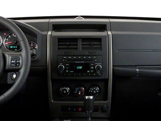 2012 Jeep Liberty Pictures Liberty Utility 4D Sport 2WD photos center dashboard
