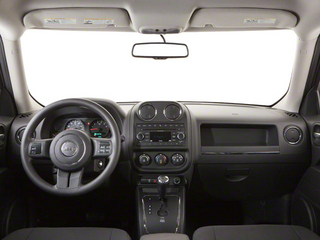 2012 Jeep Patriot Pictures Patriot Utility 4D Latitude 2WD photos full dashboard