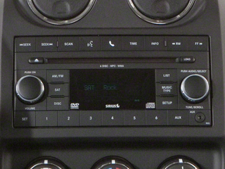 2012 Jeep Patriot Pictures Patriot Utility 4D Latitude 2WD photos stereo system