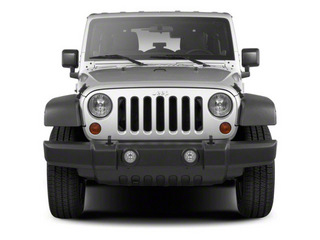 2012 Jeep Wrangler Unlimited Pictures Wrangler Unlimited Utility 4D Unlimited Altitude 4WD V6 photos front view