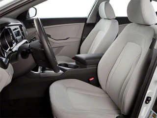 2012 Kia Optima Pictures Optima Sedan 4D LX photos front seat interior