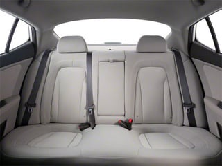 2012 Kia Optima Pictures Optima Sedan 4D LX photos backseat interior