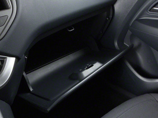 2012 Kia Rio Pictures Rio Sedan 4D LX photos glove box