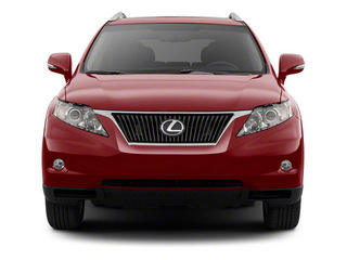 2012 Lexus RX 350 Pictures RX 350 Utility 4D 2WD photos front view