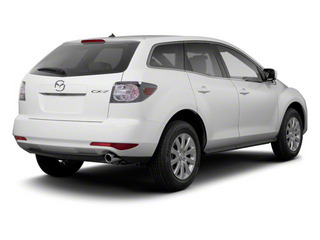 2012 Mazda CX-7 Pictures CX-7 Wagon 4D s GT photos side rear view