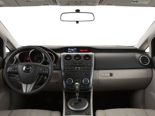 2012 Mazda CX-7 Pictures CX-7 Wagon 4D s GT AWD photos full dashboard