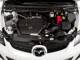 2012 Mazda CX-7 Pictures CX-7 Wagon 4D s GT photos engine
