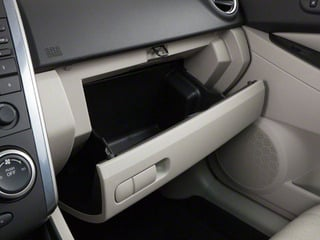 2012 Mazda CX-7 Pictures CX-7 Wagon 4D i Touring photos glove box