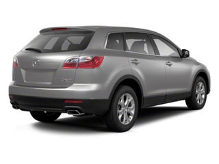 2012 Mazda CX-9 Pictures CX-9 Utility 4D GT AWD photos side rear view