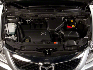 2012 Mazda CX-9 Pictures CX-9 Utility 4D Sport 2WD photos engine