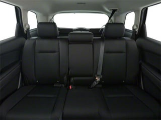 2012 Mazda CX-9 Pictures CX-9 Utility 4D GT AWD photos backseat interior