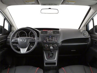 2012 Mazda Mazda5 Pictures Mazda5 Wagon 5D Touring photos full dashboard