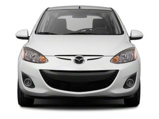 2012 Mazda Mazda2 Pictures Mazda2 Hatchback 5D photos front view