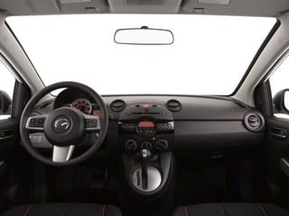 2012 Mazda Mazda2 Pictures Mazda2 Hatchback 5D photos full dashboard