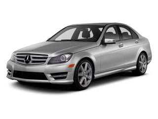 2012 Mercedes-Benz C-Class Pictures C-Class Sedan 4D C63 AMG photos side front view