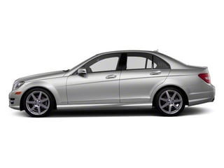 2012 Mercedes-Benz C-Class Pictures C-Class Sedan 4D C63 AMG photos side view
