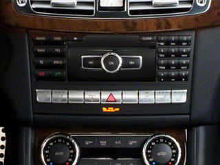 2012 Mercedes-Benz CLS-Class Pictures CLS-Class Sedan 4D CLS550 photos stereo system