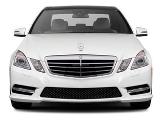 2012 Mercedes-Benz E-Class Pictures E-Class Sedan 4D E550 AWD photos front view