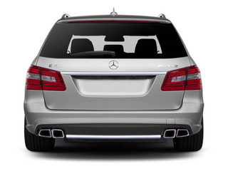 2012 Mercedes-Benz E-Class Pictures E-Class Wagon 4D E350 AWD photos rear view