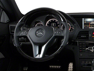 2012 Mercedes-Benz E-Class Pictures E-Class Coupe 2D E550 photos driver's dashboard
