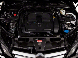 2012 Mercedes-Benz E-Class Pictures E-Class Coupe 2D E550 photos engine