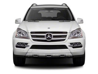 2012 Mercedes-Benz GL-Class Pictures GL-Class Utility 4D GL550 4WD photos front view