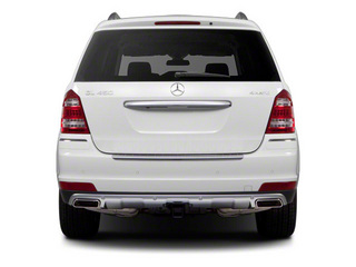 2012 Mercedes-Benz GL-Class Pictures GL-Class Utility 4D GL550 4WD photos rear view
