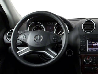 2012 Mercedes-Benz GL-Class Pictures GL-Class Utility 4D GL550 4WD photos driver's dashboard
