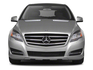 2012 Mercedes-Benz R-Class Pictures R-Class Utility 4D R350 AWD photos front view