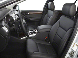 2012 Mercedes-Benz R-Class Pictures R-Class Utility 4D R350 AWD photos front seat interior