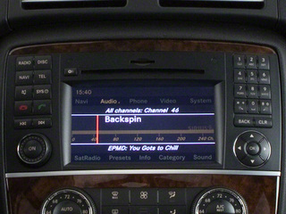 2012 Mercedes-Benz R-Class Pictures R-Class Utility 4D R350 AWD photos stereo system