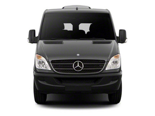 2012 Mercedes-Benz Sprinter Passenger Vans Pictures Sprinter Passenger Vans Passenger Van High Roof photos front view
