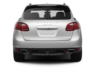 2012 Porsche Cayenne Pictures Cayenne Utility 4D S AWD (V8) photos rear view