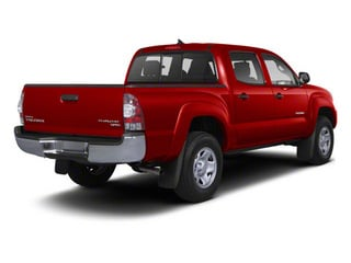 2012 Toyota Tacoma Pictures Tacoma Base 2WD photos side rear view
