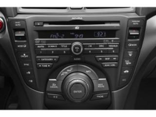 2013 Acura TL Pictures TL Sedan 4D Advance V6 photos stereo system