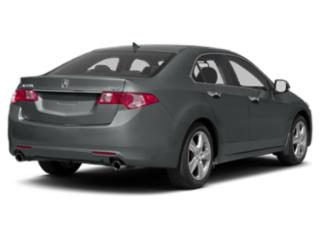 2013 Acura TSX Pictures TSX Sedan 4D SE I4 photos side rear view