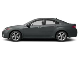 2013 Acura TSX Pictures TSX Sedan 4D SE I4 photos side view