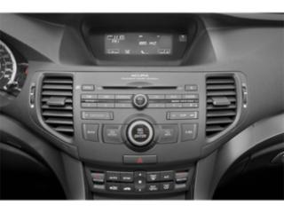 2013 Acura TSX Pictures TSX Sedan 4D SE I4 photos stereo system
