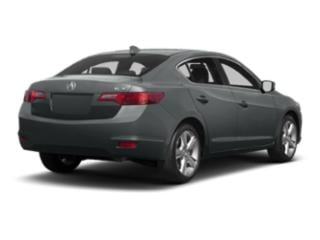 2013 Acura ILX Pictures ILX Sedan 4D photos side rear view