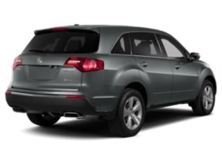 2013 Acura MDX Pictures MDX Utility 4D Advance AWD V6 photos side rear view