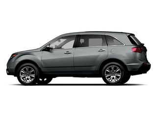 2013 Acura MDX Pictures MDX Utility 4D Advance DVD AWD V6 photos side view