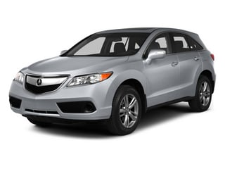 2013 Acura RDX Pictures RDX Utility 4D 2WD photos side front view