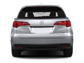 2013 Acura RDX Pictures RDX Utility 4D 2WD photos rear view