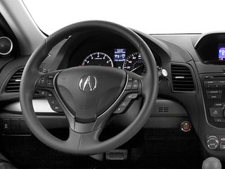 2013 Acura RDX Pictures RDX Utility 4D AWD photos driver's dashboard