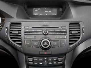 2013 Acura TSX Pictures TSX Sedan 4D I4 photos stereo system