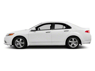 2013 Acura TSX Pictures TSX Sedan 4D Technology I4 photos side view