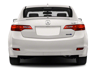 2013 Acura ILX Pictures ILX Sedan 4D photos rear view