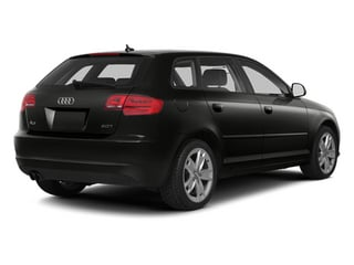 2013 Audi A3 Pictures A3 Hatchback 4D 2.0T Premium photos side rear view