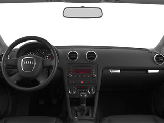 2013 Audi A3 Pictures A3 Hatchback 4D 2.0T Premium photos full dashboard